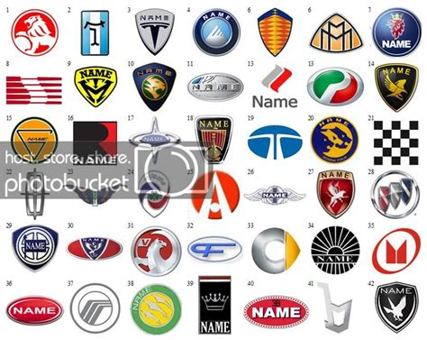 Car Logos (advanced) Quiz