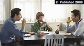 Gay Jock Plays Surrogate Dad to Girlie-Boy and Bonding Is ...