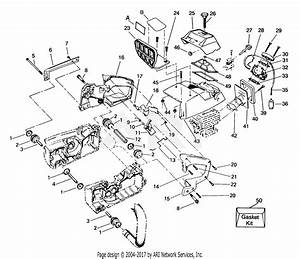 Poulan 4000 Gas Saw Parts Diagram For Isolator Assembly