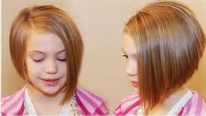 coupe de cheveux pour fille 25 belles coupes pour petites filles coiffure simple et facile