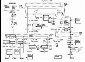 2008 Gmc Tail Light Wiring Diagram