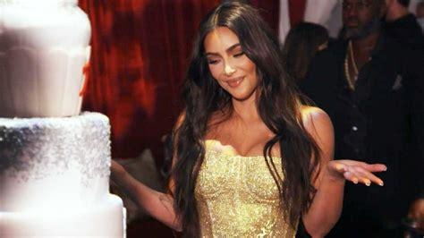 Kim Kardashian's Sisters Surprise Her With Epic Birthday ...