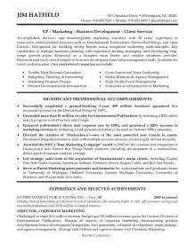 Experience Resume In Marketing by Resume Exle Exles Of Resume For Offer Resume