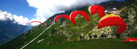 Dom Paragliding Sequence cropped | Fly Chamonix