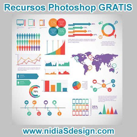 Descargar Templates Illustrator Gratis by Ai Vector Gratis Pack De Elementos Para Infograf 237 A