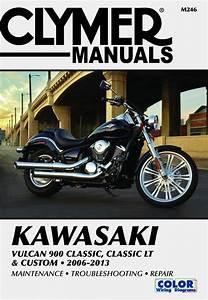 Kawasaki Vulcan 900 Classic  Classic Lt  U0026 Custom