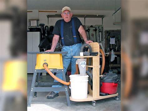 custom dust deputy setup john sanders  ideal