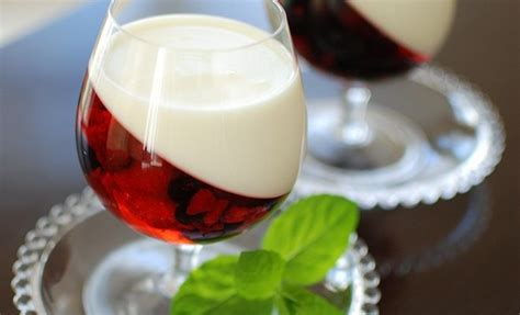 dessert recipes for summer easy summer dessert recipe yogurt berry fruit jellies