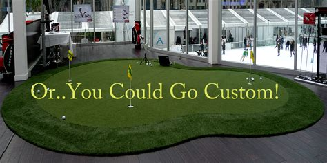 how to build backyard putting green indoor putting greens