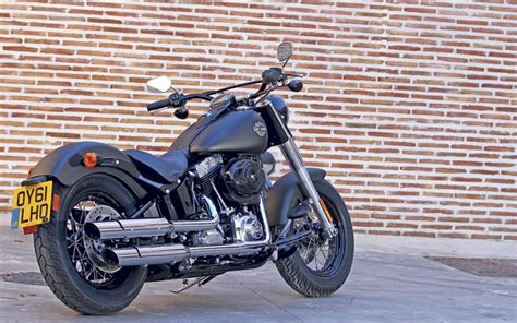 Harley-davidson Softail Slim (2012-on) Review