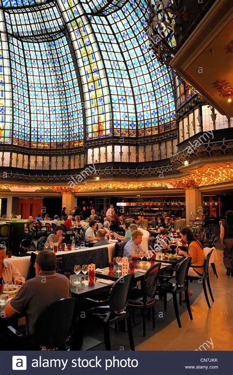 france paris glass roof   dome   restaurant