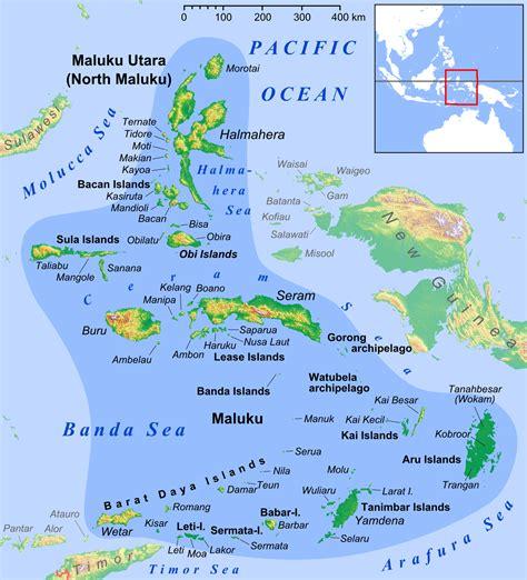 bacan ambon halmahera maluku islands
