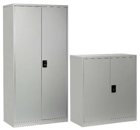 Steel Cupboard by Firstline Steel Cupboards Secure Stationery And File Storage