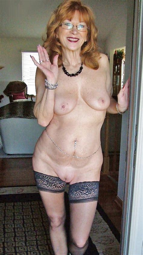 Mamie En Lingerie Est Tr S Sexy