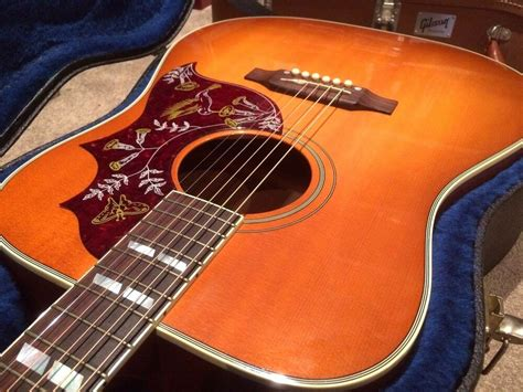 Gibson Hummingbird Acoustic Electric Guitar Just In