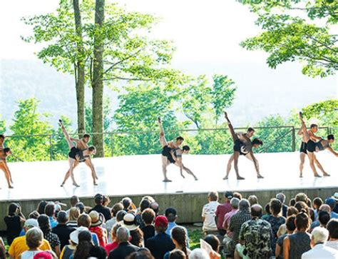 jacob s pillow festival norman rockwell museum berkshires shirakaba