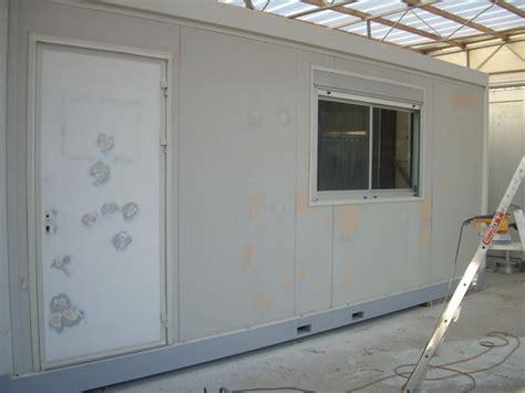 bureau de chantier occasion amenagement construction modulaire prefabrique