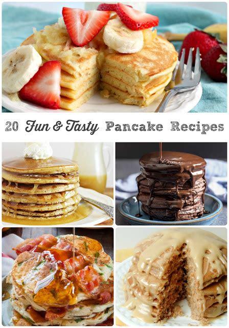 delicious pancake recipes frugal foodie mama 20 fun tasty pancake recipes