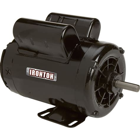 Electric Motor Model by Ironton Compressor Duty Electric Motor 2 Hp 3450 Rpm
