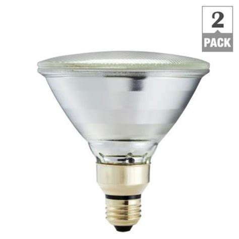 philips 90w equivalent halogen par38 indoor outdoor flood