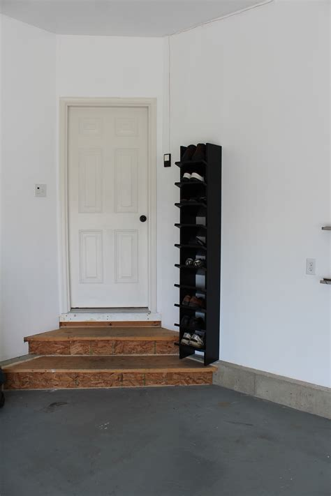 garage shoe storage furniture garage shoe storage cabinet with door and