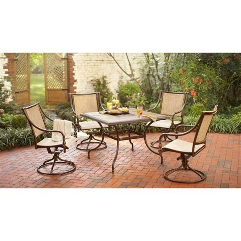 home depot garden table home depot outdoor furniture