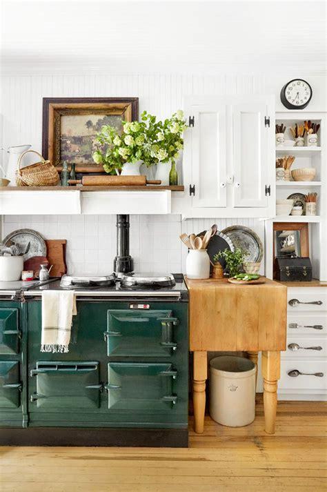 fun ideas  accessorize  kitchen  farmhouse style