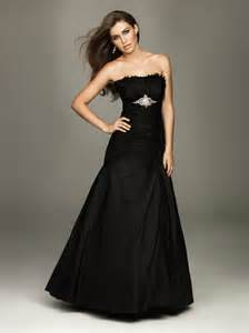 and black bridesmaid dresses strapless black wedding dresses sang maestro