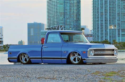 1969 Chevrolet C10  Ol' Blue