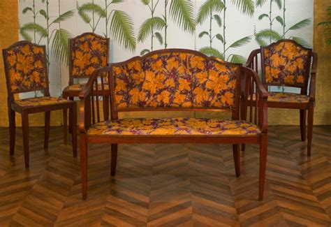 indogate com fauteuil salon orange