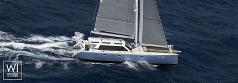 Catamaran Gunboat by Alquiler De Barcos Slim Custom Catamaran Gunboat 66