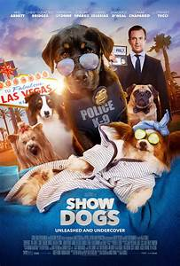 A First Look @ Show Dogs, in Theaters 5/18/18 #ShowDogs # ...