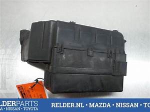 Nissan Almera Fuse Box Location