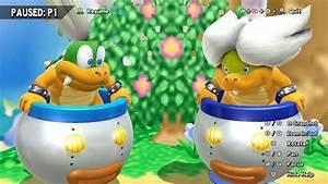 Super Mario World Sprite Koopalings Super Smash Bros