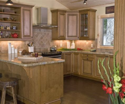 kitchen cabinets on small g shape kitchen designs photo gallery kitchens 6266