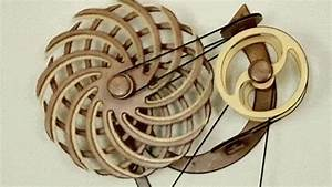 The Kinetic Wood Sculptor