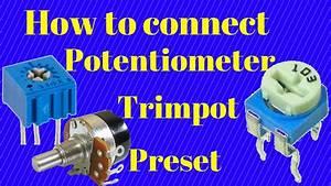 3 Pin Variable Capacitor Pinout