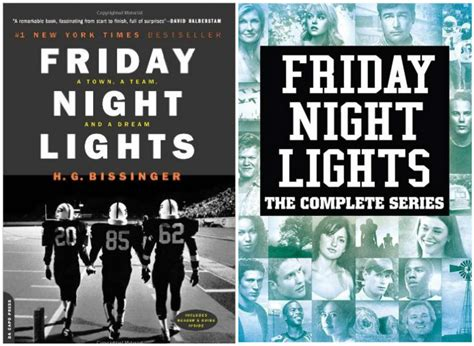 friday lights book 13 best sports themed books turned to get you
