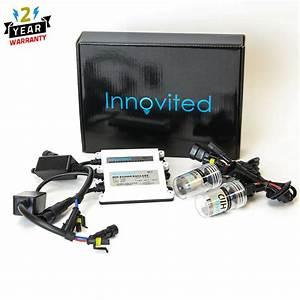 Innovited Ac 55w Hid Kit H4 H7 H11 H13 9003 9005 9006 9007 6000k Hi