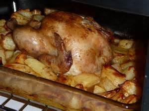 Poulet Pomme De Terre Au Four Cuisson recette poulet aux pommes de terre cuit au four 750g