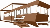 Free Clipart: Mobile home | pearish