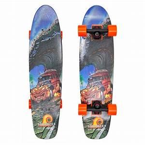 Cruiser Skateboard Trucks : palisades shake n bake mini cruiser longboard complete ~ Jslefanu.com Haus und Dekorationen