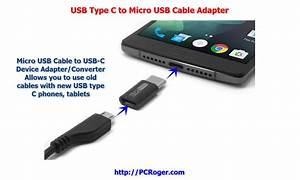Adapter Micro Usb Type C : usb type c to micro usb cable adapter youtube ~ Kayakingforconservation.com Haus und Dekorationen