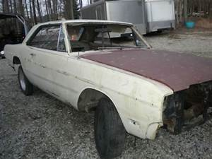 Purchase New 1969 Dodge Dart  Rough  Beat To He    Parts