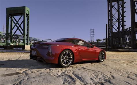Lexus Lc Modification by Gta 5 2018 Lexus Lc 500 Add On Tuning Hq Mod