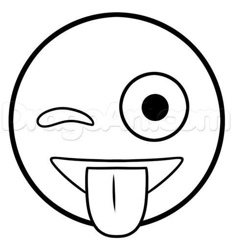 emojis coloring pages kidsuki