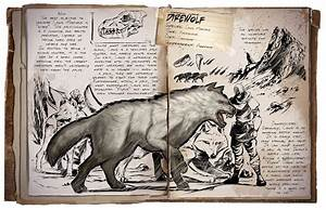 Direwolf Survive ARK