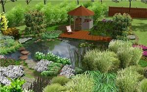 Mini Gartenteich Selber Bauen : komplett schwimmteich f r ein individuelles ergebnis teil 1 gartenteich planung bau und ~ Michelbontemps.com Haus und Dekorationen