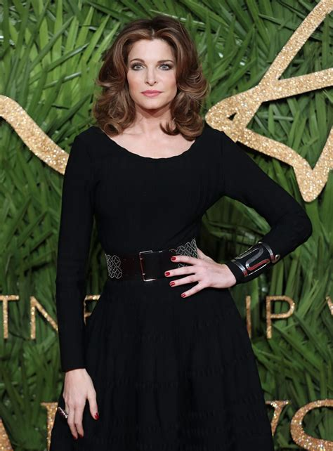Stephanie Seymour Fashion Awards London