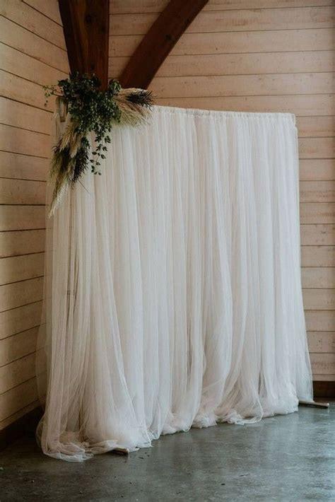 toile de fond boho chic mariage photo cabine table